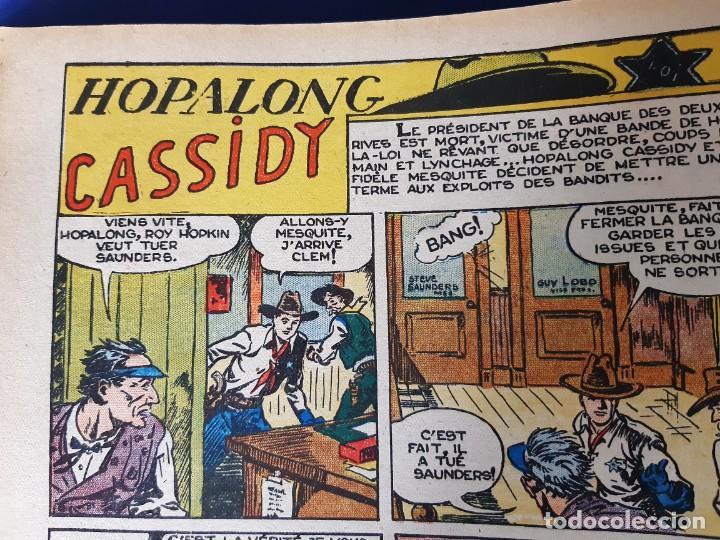 Cómics: MON JOURNAL -ALBUM DEUX - 1946 -DEL Nº 11 AL Nº 25-MEDIDAS 28 X36 - Foto 4 - 215820885