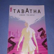 Cómics: TABATHA THE ARTIST NEIL GIBSON COMIC ILUSTRADO A TODO COLOR EN INGLES. Lote 216584555