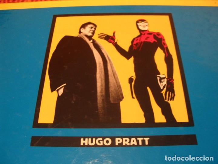 Cómics: HUGO PRATT LES JOUETS DU GENERAL ALBERTO UNGARO HUMANOIDES ASSOCIES - Foto 6 - 216687407