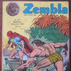 Cómics: ZEMBLA Nº 335 - DICIEMBRE 1982 - EDICIÓN EN FRANCÉS. Lote 217457562