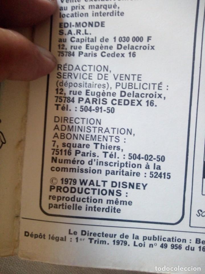 Cómics: Lote de 2 tbos super picsou geant, nº 85 y nº especial,1978-1979.frances - Foto 6 - 217520187