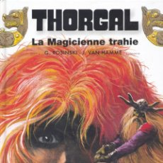 Cómics: THORGAL 1. ROSINSKI Y VAN HAMME. LE LOMBARD, 2013. Lote 217852088