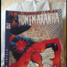 Cómics: DIECIOCHO NÚMEROS DE SPIDERMAN EN PORTUGUÉS.. Lote 218788771