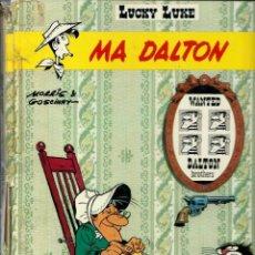 Cómics: LUCKY LUKE - MA DALTON - DARGAUD ED. 1971 - EDITION ORIGINALE E.O. - EN FRANCES - VER DESCRIPCION. Lote 218878416