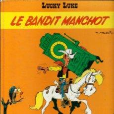 Cómics: LUCKY LUKE - LE BANDIT MANCHOT - DARGAUD 1981 - EDITION ORIGINALE E.O. - EN FRANCES, VER DESCRIPCION. Lote 218881088