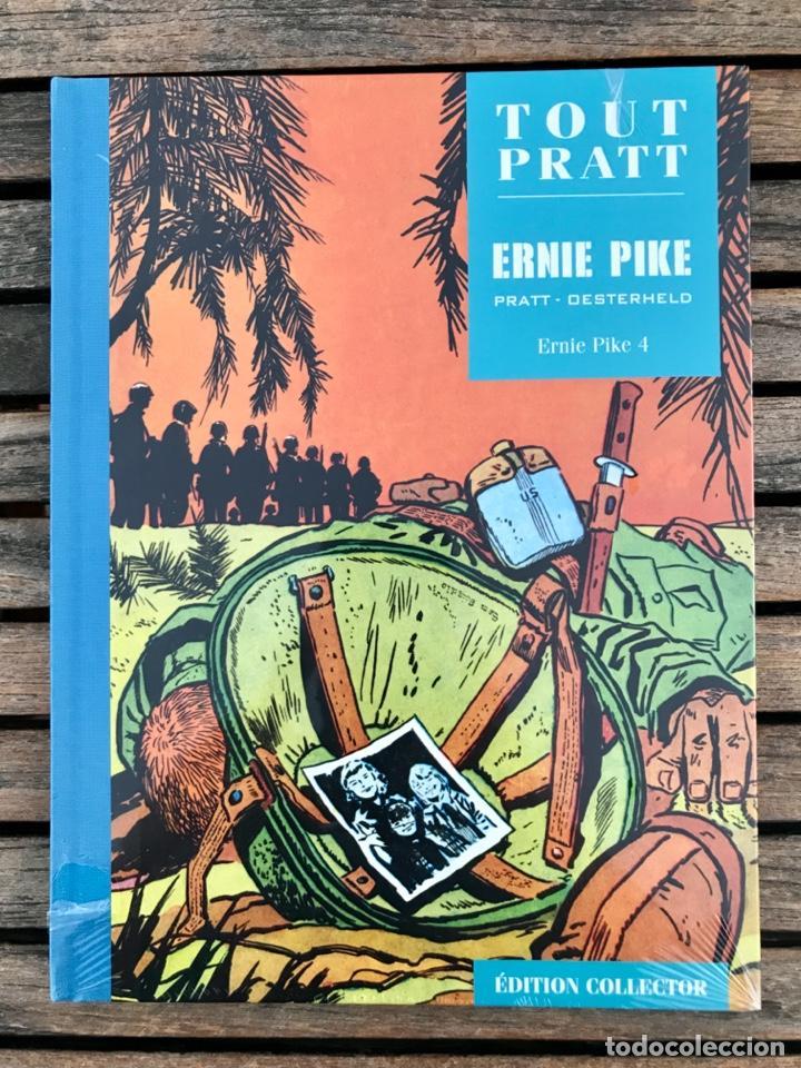 COLECCIÓN TOUT PRATT, TOMO 37. ERNIE PIKE Nº 4. AUTORES, HUGO PRATT Y OESTERHELD. ALTAYA. EN FRANCÉS (Tebeos y Comics - Comics Lengua Extranjera - Comics Europeos)