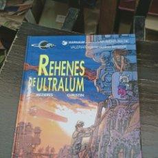 Fumetti: VALERIAN - Nº 16 - REHENES DE ULTRALUM - GRIJALBO / DARGAUD. BARCELONA, 1996. Lote 219172118
