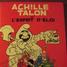 Cómics: ACHILLE TALON-ET L ´ESPRIT D ´ELOI--GREG. Lote 219221600