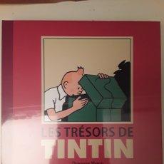 Cómics: LES TRESORS DE TINTÍN (FRANCÉS) (DELUXE) - DOMINIQUE MARICQ - CASTERMAN. Lote 219250627
