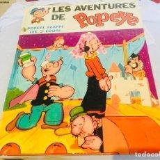 Cómics: COMIC POPEYE FRANCÉS DEJA PARUS 1971. Lote 219580376