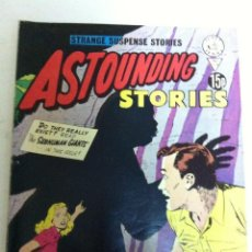 Cómics: ASTOUNDING STORIES - Nº.134 - EN INGLÉS. Lote 219586102