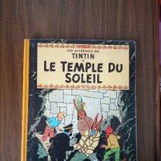 Comics: TINTIN. LE TEMPLE DU SOLEIL (EN FRANCÉS). Lote 220228720