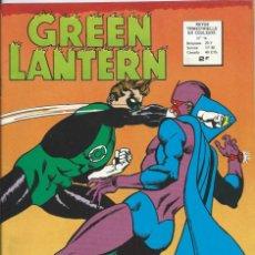Cómics: GREEN LANTERN Nº 14 FRANCIA. Lote 220586621