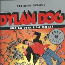 Cómics: DYLAN DOG RETAPADO 456 PÁGINAS ITALIANO. Lote 220590055