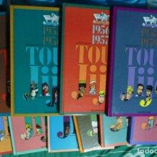 Cómics: TOUT JIJÉ. LOTE DE 12 TOMO. DUPUIS. EN FRANCÉS.. Lote 220660718