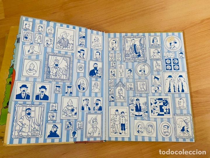Cómics: Lote Tintin Cómic Les CIGARES Du PHARAON año 1966 + 3 planchas paginas año 2011 Hergé, Moulinsart - Foto 13 - 213789378