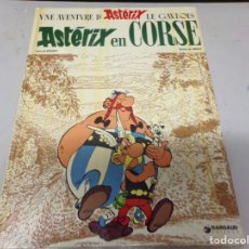 Cómics: ASTERIX EN CORSE . EN FRANCES . EDICION DE 1973. Lote 220858388