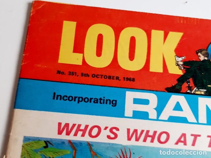 Cómics: LOOK AND LEARN COMIC - Foto 2 - 220982820