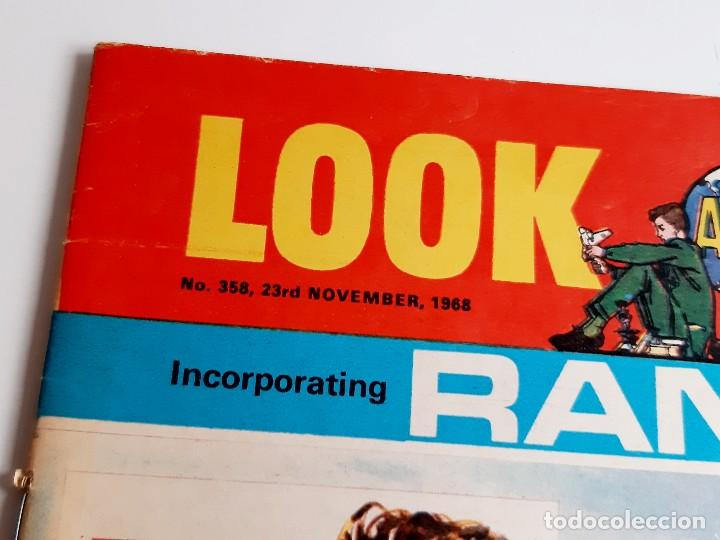 Cómics: LOOK AND LEARN COMIC - Foto 2 - 220983075