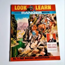 Cómics: LOOK AND LEARN COMIC. Lote 220983448