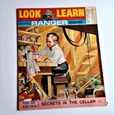 Cómics: LOOK AND LEARN COMIC. Lote 220983658