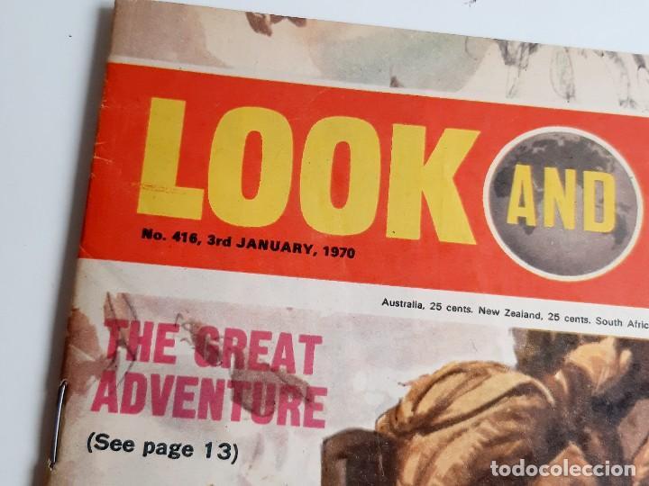 Cómics: LOOK AND LEARN COMIC - Foto 2 - 220984287