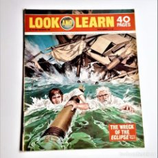 Cómics: LOOK AND LEARN COMIC. Lote 220984495
