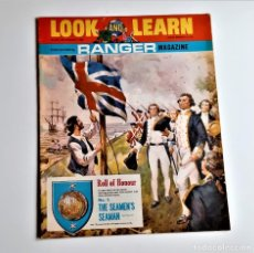 Cómics: LOOK AND LEARN COMIC. Lote 220984658