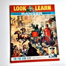 Cómics: LOOK AND LEARN COMIC. Lote 220984980