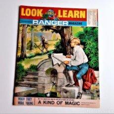 Cómics: LOOK AND LEARN COMIC. Lote 220985520
