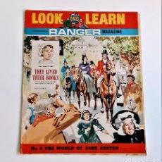 Cómics: LOOK AND LEARN COMIC. Lote 221309548