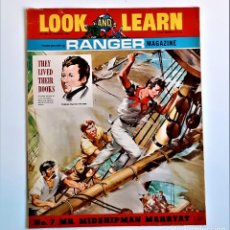 Cómics: LOOK AND LEARN COMIC. Lote 221311652