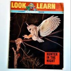 Cómics: LOOK AND LEARN COMIC. Lote 221311985