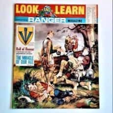 Cómics: LOOK AND LEARN COMIC. Lote 221312223