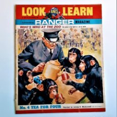 Cómics: LOOK AND LEARN COMIC. Lote 221312540