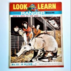 Cómics: LOOK AND LEARN COMIC. Lote 221312782