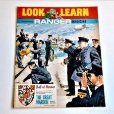 Cómics: LOOK AND LEARN COMIC. Lote 221313036