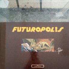 Comics : FUTUROPOLIS, PELLOS, EDITIONS JACQUES GLENAT 1977,FRANCIA. Lote 221355718