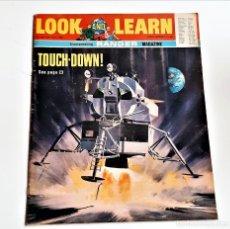 Cómics: LOOK AND LEARN COMIC. Lote 221374753