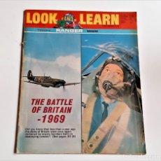 Cómics: LOOK AND LEARN COMIC. Lote 221374831