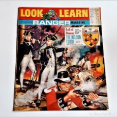 Cómics: LOOK AND LEARN COMIC. Lote 221374968
