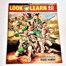 Cómics: LOOK AND LEARN COMIC. Lote 221375028
