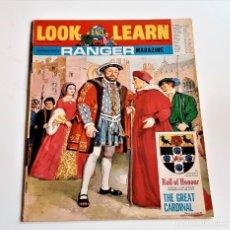 Cómics: LOOK AND LEARN COMIC. Lote 221375131