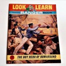 Cómics: LOOK AND LEARN COMIC. Lote 221388690