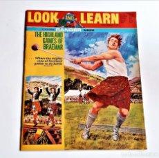 Cómics: LOOK AND LEARN COMIC. Lote 221388868