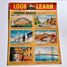 Cómics: LOOK AND LEARN COMIC. Lote 221389035