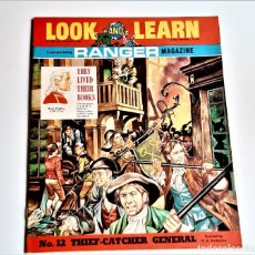 Cómics: LOOK AND LEARN COMIC. Lote 221391468
