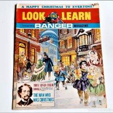 Cómics: LOOK AND LEARN COMIC. Lote 221392237