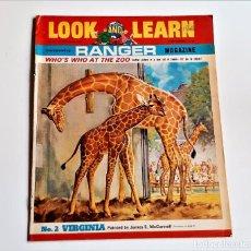 Cómics: LOOK AND LEARN COMIC. Lote 221392447