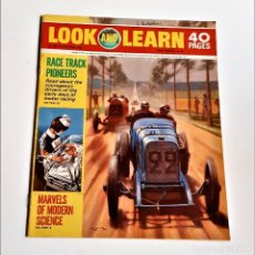 Cómics: LOOK AND LEARN COMIC. Lote 221395596